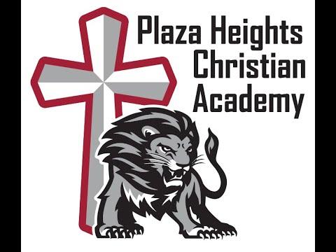 Plaza Heights Christian Academy Graduation 2020