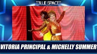 Blue Space Oficial - Michelly Summer e  Victoria Principal - 05.05.19