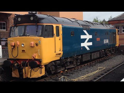 50 Glorious Years Of The Class 50