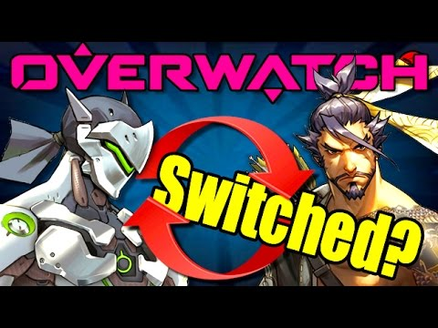 Thumbnail: Overwatch's Hanzo-Genji Mix Up - Culture Shock