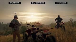 Watch Dogs 2 Online Multiplayer Gamescom Trailer - Gameplay Trailer 2016