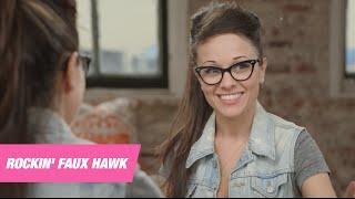 Rockin' Faux Hawk with Maria Sideris