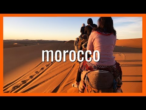 Moroccan Adventure | Travel Morocco | Engineer's vacation vlog