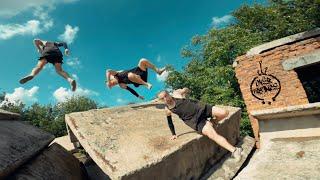 Трень Влог 102: Львовское дорожнее движение и тренировка на свежем воздухе