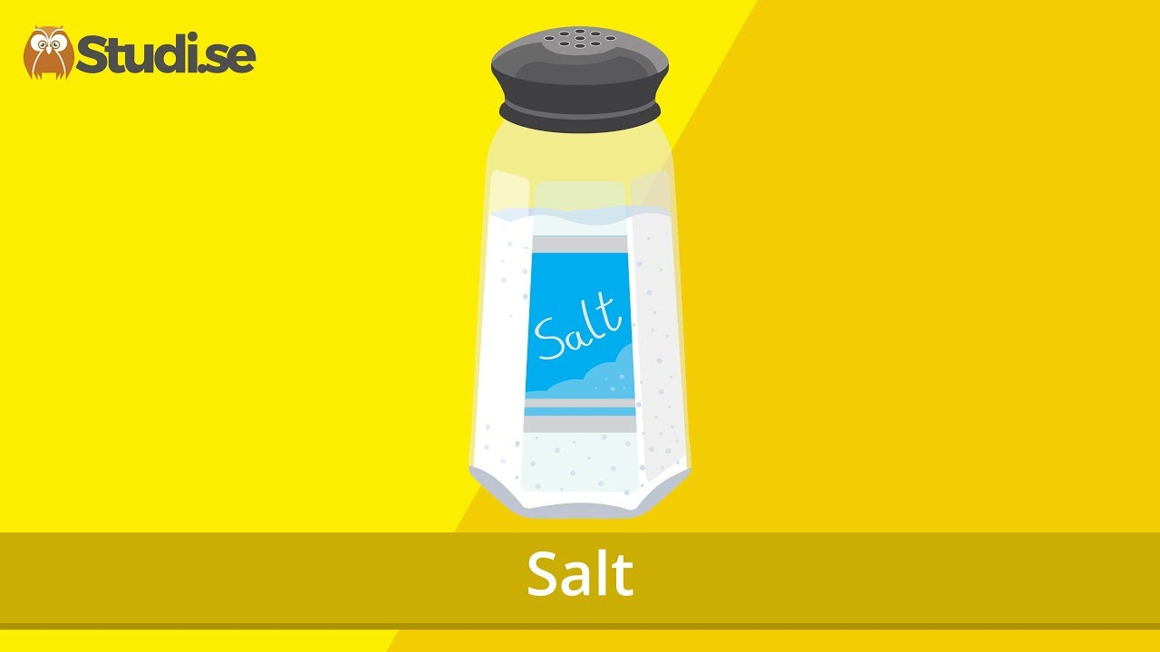 Download Salt (Kemi) - Studi.se