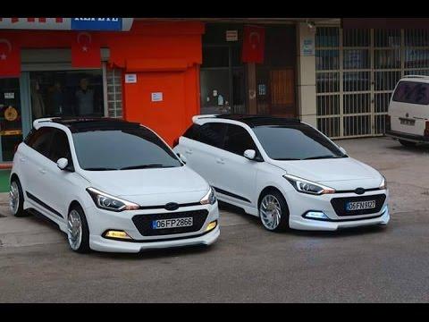 Hyundai Elite I20 Modified