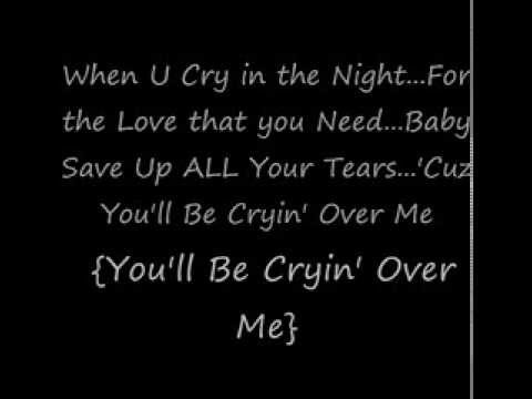Cher Save Up All Your Tears LYRICS