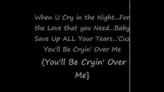 Cher Save Up All Your Tears LYRICS