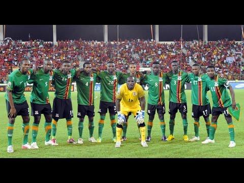 Zambia 3 - 0 Niger