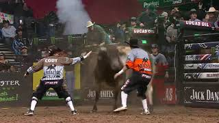 Ryan Dirteater Rides Bruiser for 93.25 Points | Today in PBR History