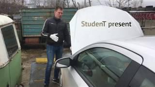 Опель: Замена тормозной жидкости в Opel Astra H