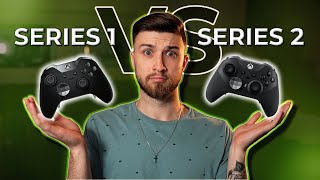 Is the Xbox One ELITE CONTROLLER Series 2 worth the upgrade? | Series 1 BETTER?