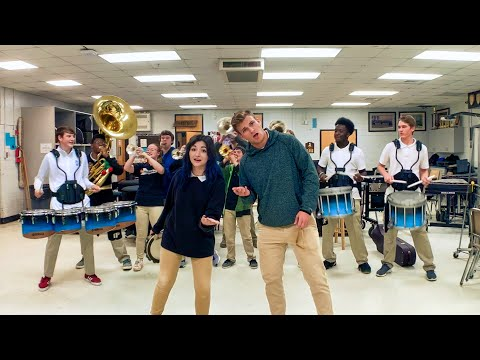 AJR - I'M NOT FAMOUS (From Mary G. Montgomery High School) (Music Video)
