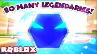 I HATCHED A SHINY BEACH ELEMENTAL! | Roblox Bubble Gum Simulator