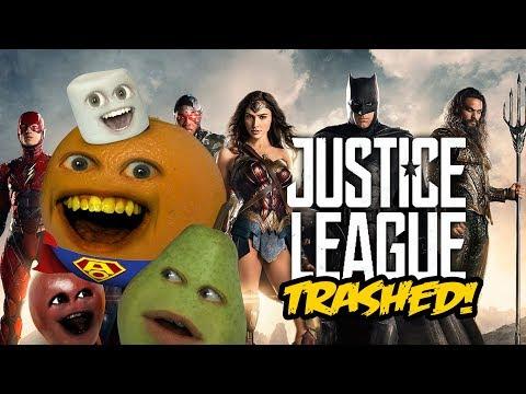 Trailer Trashed: JUSTICE LEAGUE [Annoying Orange]