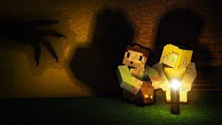 BOJĘ SIĘ CIEMNOŚCI - Minecraft EWO