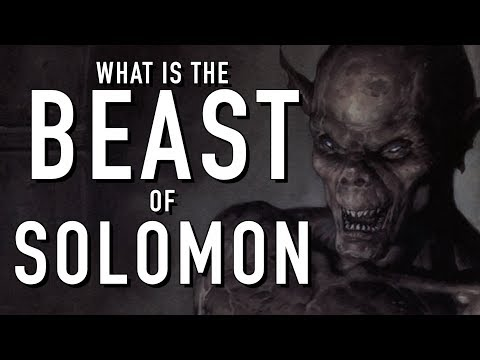 40 Facts and Lore on the Beast of Solomon...