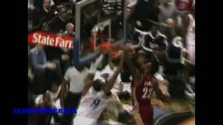 NBA 2008/2009 - Regular Season Highlight mix