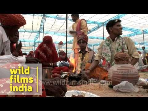 Child marriages of Rajasthan, India