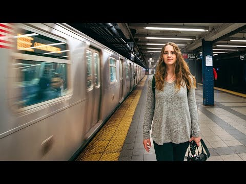 EASIEST Way to Make a Hyperlapse | NYC