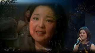 月亮代表我的心 Yue Liang Dai Biao Wo De Xin The Moon Represents My Heart [ VV 朗嘎拉姆 on 20150623 ]