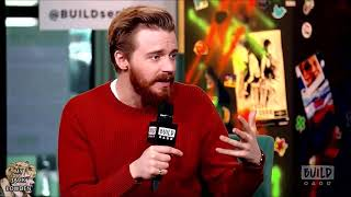 Jack Lowden - What was it like to work with Saoirse Ronan?