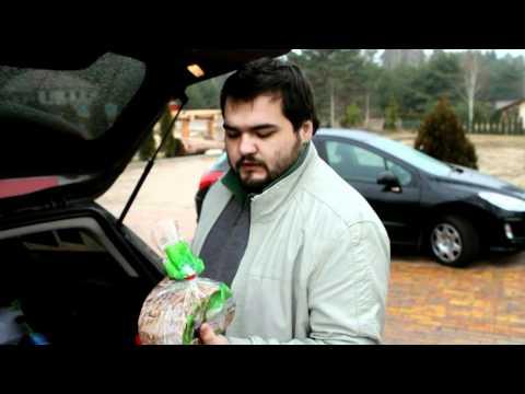 Еда в дорогу от Ивана Шишкина - Сэндвич с лососем и омлетом