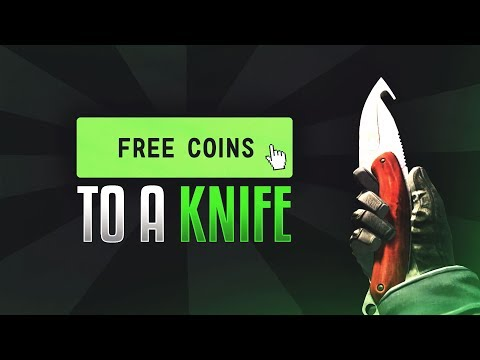 FROM AFFILIATE CODES TO A KNIFE!?
