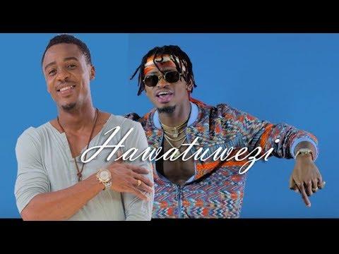 Alikiba Ft  Diamond Platnumz - Hawatuwezi (Official Video) thumbnail