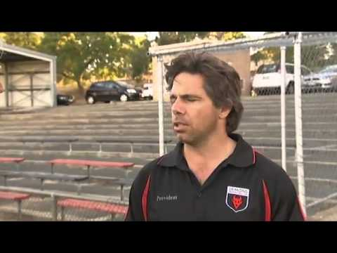 WAFL Half Time at the Footy Chance Bateman Perth Football Club Round 8 2014