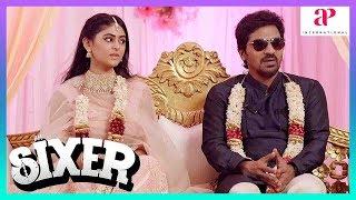 2019 Latest Tamil Movie | Sixer Movie Comedy Scenes | Vaibhav and Pallak's reception | Sathish