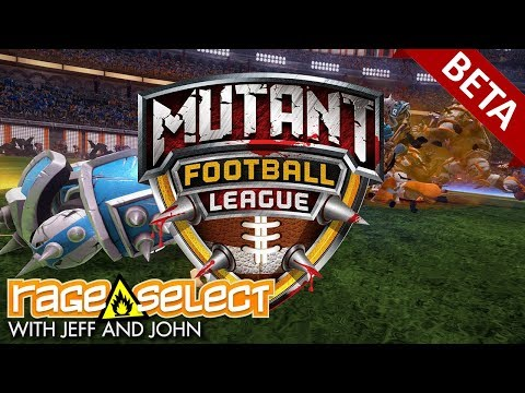 SAVGS - Mutant Football League (Beta)