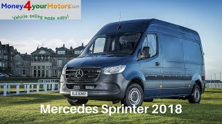 Mercedes Sprinter 2018 road test and review