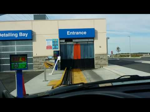 Touchless Car Wash Kamloops