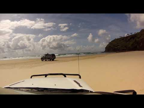 Fraser Island 4wd Camping