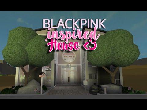 | Roblox | Bloxburg | Blackpink Inspired House |