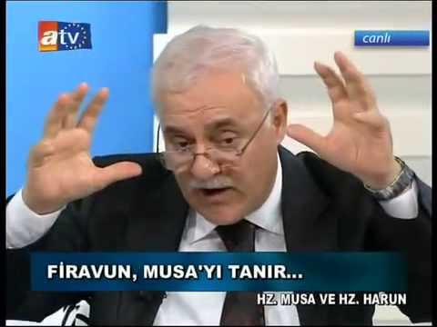 Nihat Hatipoglu 2011 Sohbetleri   Hz Musa ve Hz Harun