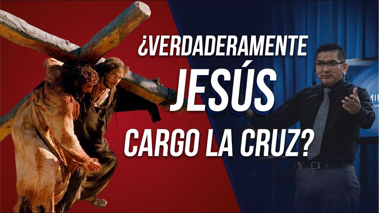 Download ¿Verdaderamente Jesús cargo la cruz? (Pt. Norman Guanotuña)