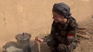 Anna Campbell - Why she was prepared to die in Syria (YPG/YPJ)