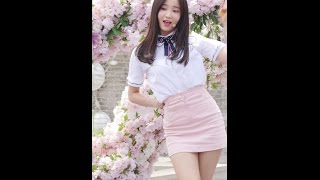 [4K] 170520 모모랜드 MOMOLAND 어마어마해 Wonderful Love 연우 YeonWoo @ 에버랜드 (플랜아트마켓) By Sleeppage