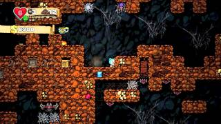 Foxman Plays: Spelunky - Episode 19 - The Abyss