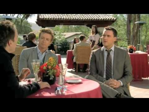 The Mentalist -Gimme Little Sign