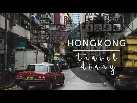 HONG KONG | TRAVEL DIARY