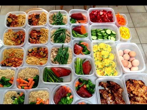 MEAL PREP FOR WEIGHT LOSS JOURNEY AND FITNESS FT PRETTY FIT WHEY PROTEIN