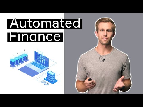Automated Finance | Making DeFi Accessible