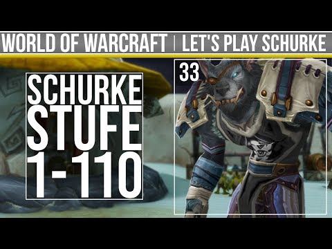 Let's Play WoW - Schurke - #33 Stufe 60! [Deutsch]