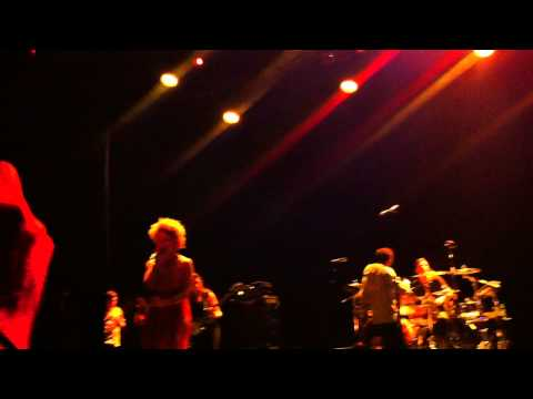 Tricky & Martina Topley-Bird - Hell Is Around The Corner LIVE London 2012