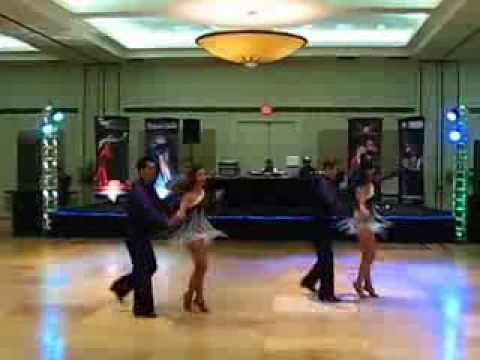 Palms Spring Salsa Mambo Bachata Fest 2011 Just Couture
