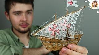 Como fazer um Barco com uma Caneta 3D