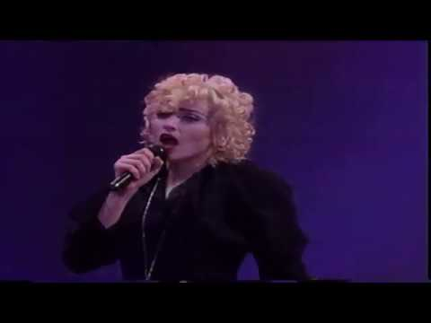 Madna Queen Of Pop Like A Prayer  From Paris